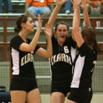 Cougars play well, fall short